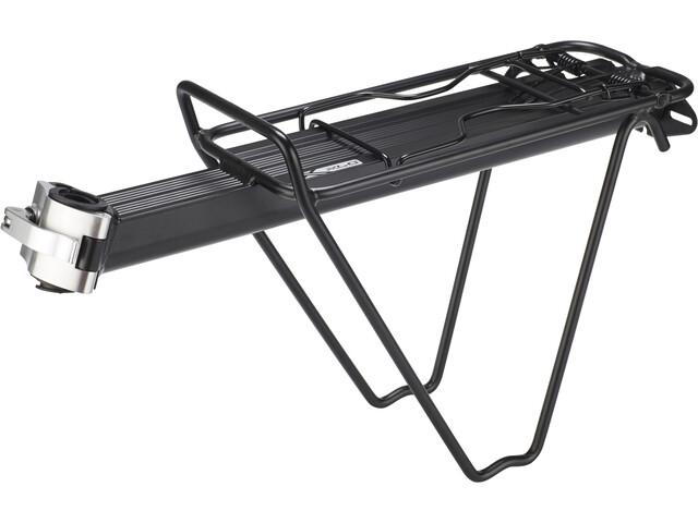 XLC RP-R07 Gepäckträger für Sattelstützen schwarz